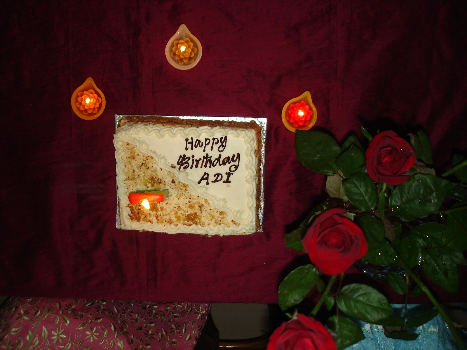 Wish Softypink N Gloriousred